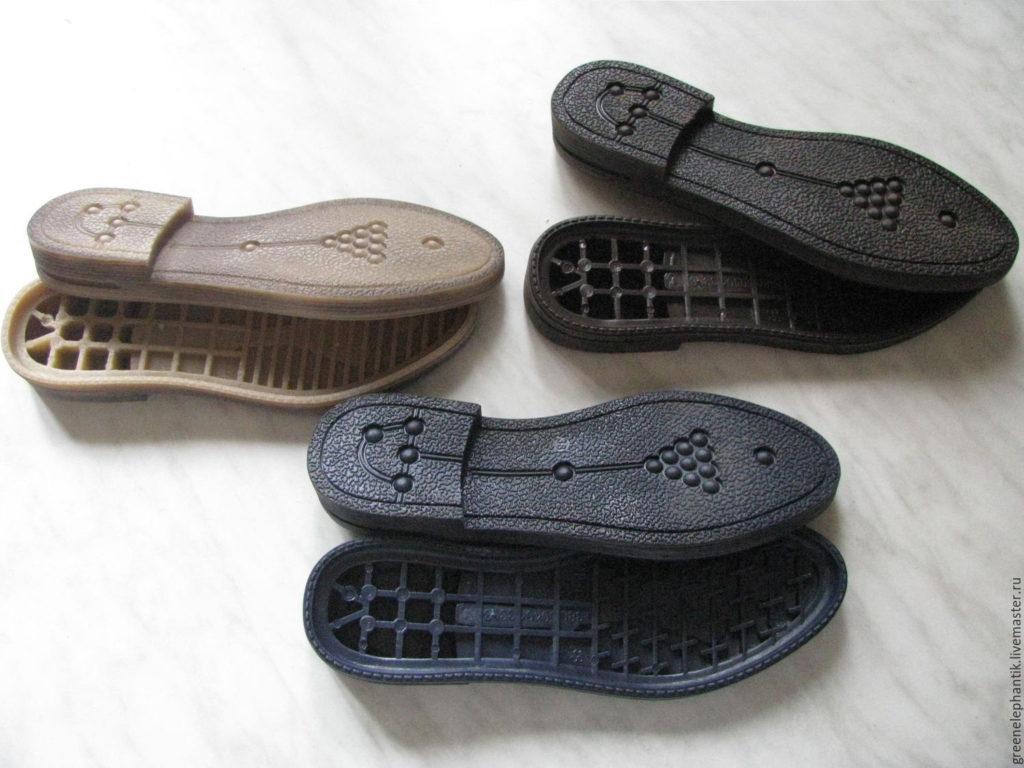 ТЭП для производства обуви